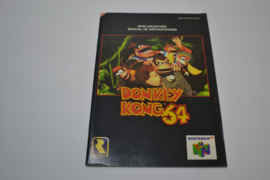 Donkey Kong 64 (N64 NEAG MANUAL)