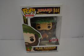 POP! Alan Parrish W/Knife - Jumanji NEW