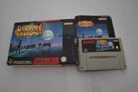 Harvest Moon (SNES NFAH CIB)