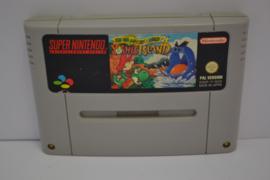 Super Mario World 2 - Yoshi's Island (SNES NOE)