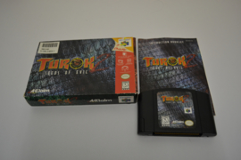 Turok 2 Seeds of Evil (N64 USA CIB)