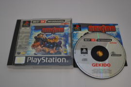 Gekido - Urban Fighters - Best of (PS1 PAL)
