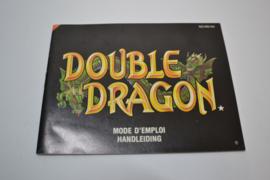 Double Dragon (NES FAH MANUAL)