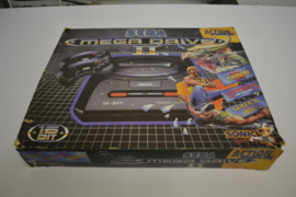 Sega Megadrive II action pack console (CIB USED)