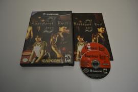 Resident Evil Zero (GC USA)