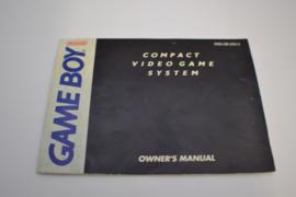 GameBoy Manual (USA)