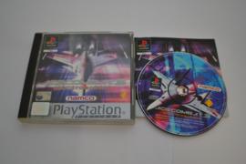 Ace Combat 3 - Platinum (PS1 PAL CIB)