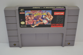 Street Fighter II Turbo (SNES USA)