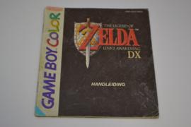 The Legend of Zelda Link's Awakening (GBC EUR MANUAL)