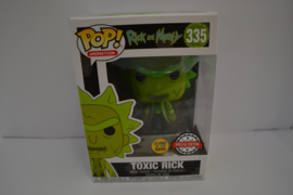 POP! Toxic Rick - Rick and Morty - Glows in the Dark Special Edition NEW