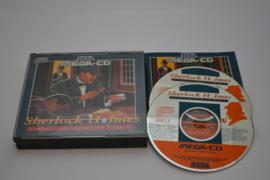 Sherlock Holmes Vol. II (MEGA-CD CIB)