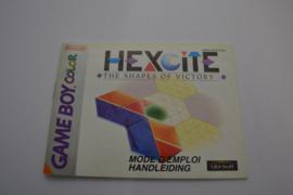 Hexcite (GBC FAH MANUAL)