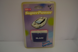 Blaze GBA Super Power Battery Pack