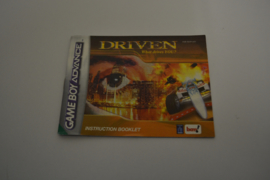 Driven (GBA  UKV MANUAL)