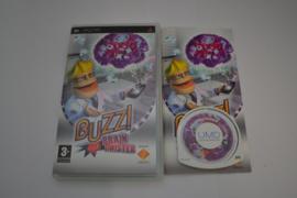 Buzz! Brain Twister (PSP PAL CIB)