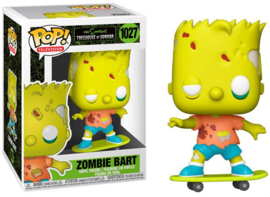 POP! Zombie Bart - The Simpsons: Treehouse of Horror NEW (1027)