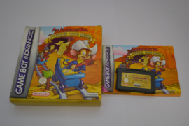 An American Tail - Fievel's Gold Rush (GBA EUR CIB)