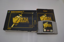 The Legend Of Zelda Ocarina Of Time (N64 EUR CIB)