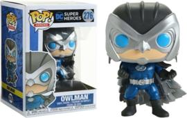 POP! Owlman - DC Super Heroes Special Edition NEW