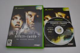 Broken Sword - The Sleeping Dragon (XBOX CIB)