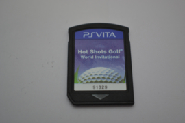 Hot Shots Golf - World Invitational (VITA CART)