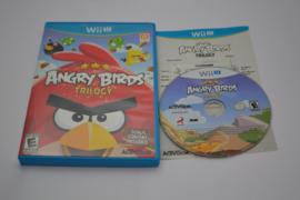 Angry Birds Trilogy (Wii U USA)