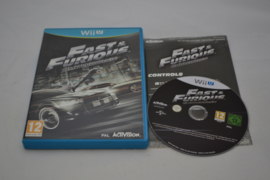 Fast & Furious Showdown (Wii U UKV CIB)