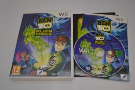 Ben 10 Alien Force (Wii UKV)