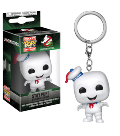 Pocket POP! Keychains: Stay Puft Marsmallow Man - Ghostbusters