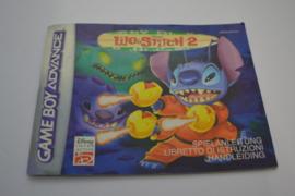 Disney's Lilo & Stitch 2 (GBA EUU MANUAL)