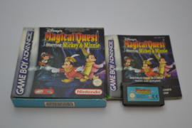 Disney's Magical Quest Starring Mickey & Minnie (GBA NEU6 CIB)