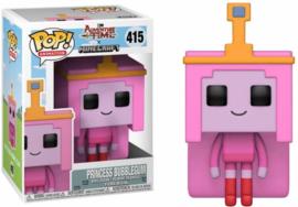 POP! Princess Bubblegum - Adventure Time x Minecraft NEW