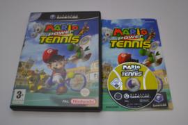 Mario Power Tennis  (GC HOL CIB)