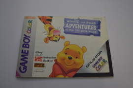 Winnie the Pooh Adventures in the 100 Acre Wood (GBA EUU MANUAL)