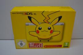 Nintendo 3DS XL Pokemon Pikachu Edition Yellow
