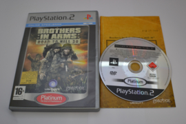 Brothers in Arms - Road to Hill 30 (PS2 PAL CIB)