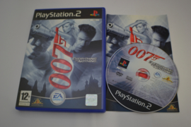 007 Everything or Nothing (PS2 PAL)