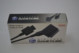 Original GameCube RGB Cable NEW