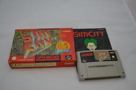 Sim City - Classics (SNES HOL CIB)