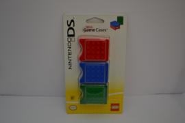 Nintendo DS Lego Brick Game Cases - NEW