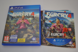 Farcry 4 - Limited Edition (PS4)