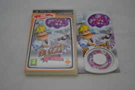 Buzz! Brain Twister (PSP PAL CIB)