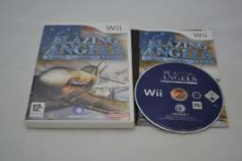 Blazing Angels - Squadrons of WWII (Wii FAH CIB)