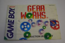 Gear Works (GB UKV MANUAL)