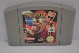 Duke Nukem Zero Hour (N64 EUR)