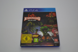 kyurinagas Revenge Limited Edition (PS4)