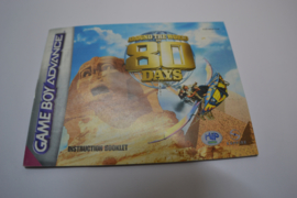 Around the World in 80 Days (GBA EUR MANUAL)