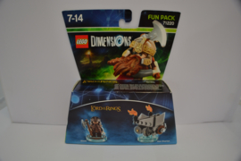 Lego Dimensions - Fun Pack - Lord of the Rings - Gimli