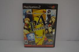 Shin Megami Tensei: Persona 4 - SEALED (PS2 USA)