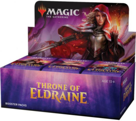 MTG: Throne of Eldraine Booster Pack (1x Booster)